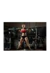 Painel Adesivo De Parede - Fitness - Academia - 788Png