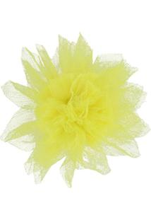 Undercover Broche Floral - Amarelo
