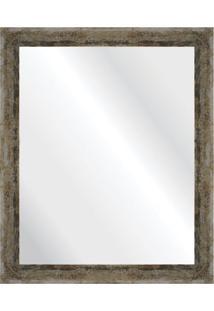 Espelho Demolição Cinza 48X58Cm