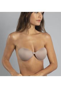Top Underwear Aderente Bege Papiro - Lez A Lez
