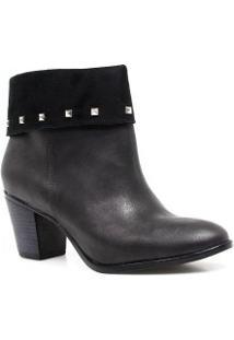1f3509712 Ankle Boot Com Salto Outono Inverno 2015 feminina   Gostei e agora?