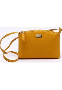 Bolsa Shoulder Bag Amarelo Sol - P