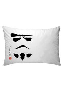 Fronha Para Travesseiros Nerderia E Lojaria Stortroper Samurai Colorido