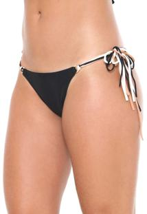 Calcinha Blue Man String Hawai Preto