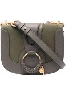 See By Chloé Medium Hanna Shoulder Bag - Verde