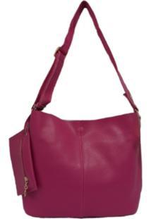 Bolsa Aphrodite By Elizabeth Soho Transversal Pink
