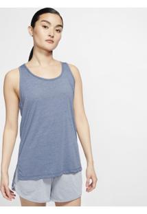 Regata Nike Yoga Feminina