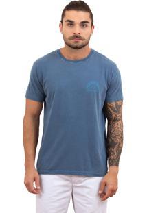 Camiseta Limits Laundry Flow Marinho