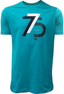 Camiseta 775 Hero Turquesa