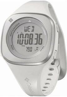 Relógio De Pulso Columbia Willowdale - Feminino-Branco