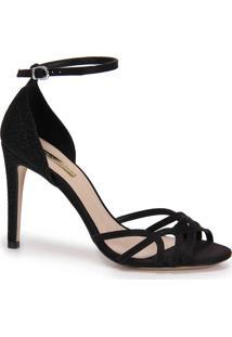 Sandália Salto Fino Brenda Lee
