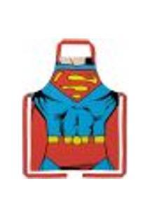 Avental Dc Comics Licenciado Superman- Algodão