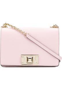 Furla Bolsa Transversal Mini - Rosa