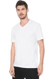 Camiseta Yacht Master Gola V Branca