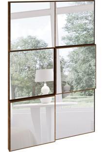 Espelho Decorativo Sérgio (50X75) Nobre