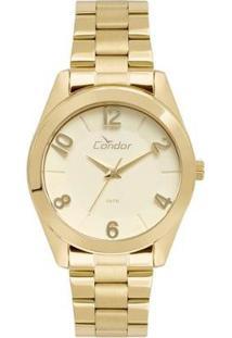Relógio Condor Feminino Eterna Bracelete - Co2039Aj/4D Co2039Aj/4D - Feminino