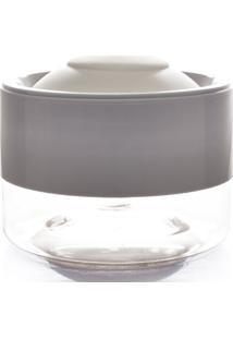 Porta Condimentos Plasútil De Plástico Com Válvula 140Ml