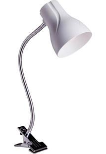 Luminária De Mesa Com Presilha De Metal Spiralle Startec & Co