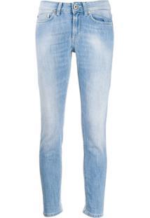 Dondup Calça Jeans Skinny Monroe - Azul