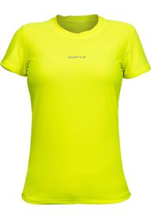 Camiseta Active Fresh Mc - Feminino