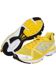 Tênis The North Face Single Track Hayasa Ii Amarelo