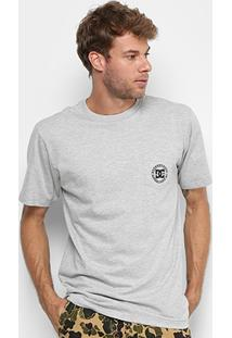 Camiseta Dc Shoes Pocket Whell Of Steelo Masculina - Masculino