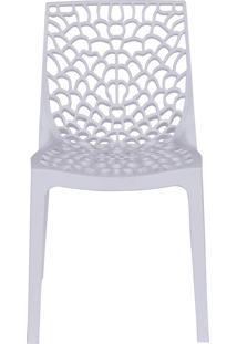 Cadeira Gruvyer Branco Or Design - Branco - Dafiti