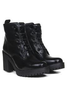 Bota Montaria Feminina Sw Shoes Cano Médio Preta