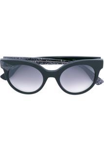 R  2393,00. Farfetch Jimmy Choo Eyewear Óculos De Sol  Mirtas  - Preto 6674018a5f