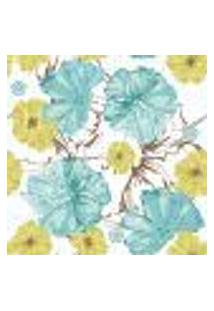 Papel De Parede Adesivo - Flores - 909Ppf