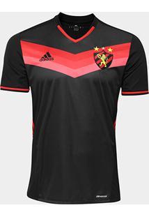 Camisa Adidas Sport Recife Ii 2016 S/Nº Torcedor Adidas Masculina - Masculino