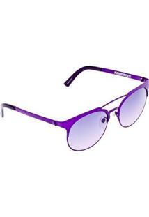 Óculos De Sol Feminino Acassuso 2065 Absurda - Roxo