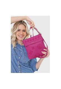 Bolsa Desigual Across Body Bag Alegri Pink