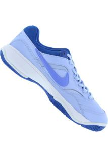 0c0d14c946 ... Tênis Nike Court Lite - Feminino - Azul Claro