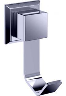 Cabide Para Banheiro Em Inox Premium Pr4060 Ducon Metais Cromado