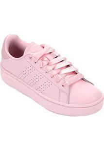 Tênis Adidas Advantage Bold Feminino - Feminino-Pink