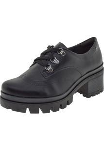 Sapato Feminino Oxford Dakota - G1351 Preto
