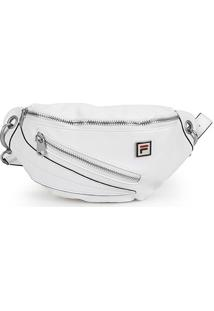 Pochete Fila Fashion - Unissex-Branco