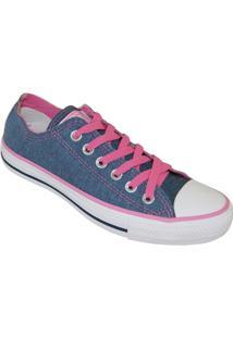 Tênis Converse All Star Chuck Taylor Pro - Feminino-Jeans