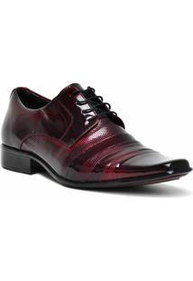 Sapato Gofer 0462 Co - Masculino-Vinho