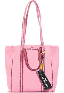 The Marc Jacobs Bolsa Tote The Pink Lady - Rosa