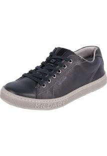 Tênis Kildare An Wing Black - Masculino-Preto