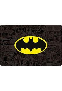 Kit Jogo Americano E Porta Copos Batman Quadrinhos Hq Dc Comics - 8 Peças