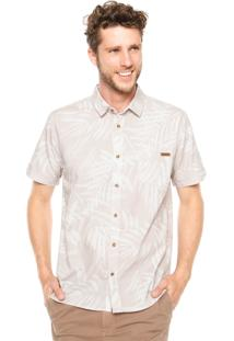Camisa Sommer Straight Bege