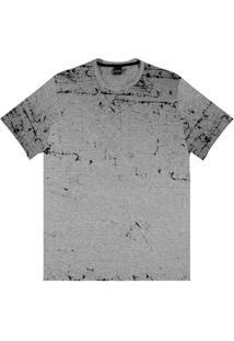 Camiseta Rovitex Cinza