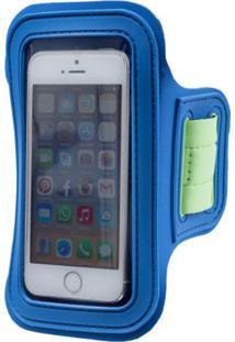 Braçadeira Skyhill Porta Celular Iphone 6 Azul