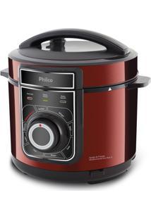 Panela De Pressão Multifuncional Inox Red Philco 127V Ppp02V