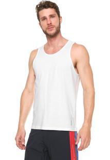 ... Regata Calvin Klein Underwear Logo Branca 617d093c026