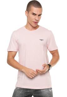 Camiseta Sommer Logo Rosa