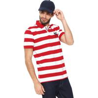 d60d968b0 Camisa Pólo Tommy Hilfiger Vermelha masculina   El Hombre